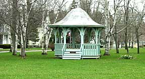 Washington Park Gazebo
